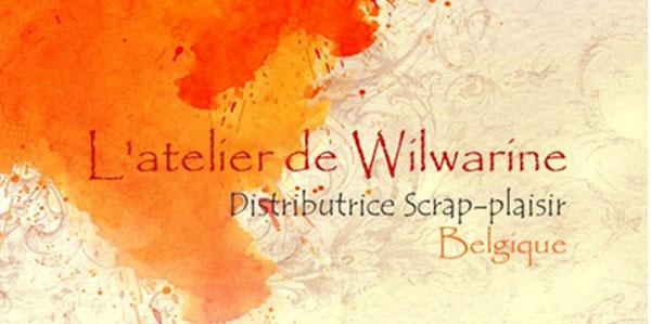 L'atelier de Wilwarine